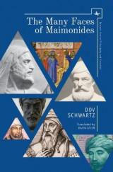 Omslag - The Many Faces of Maimonides