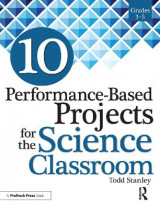 Omslag - 10 Performance-Based Projects for the Science Classroom
