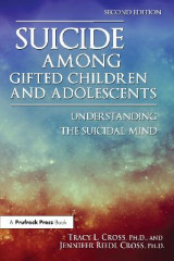 Omslag - Suicide Among Gifted Children and Adolescents