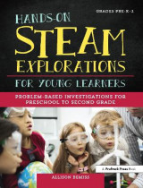 Omslag - Hands-On Steam Explorations for Young Learners