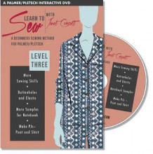 Learn to Sew with Janet Corzatt -- Level THREE av Janet Corzatt (DVD)