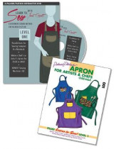 Omslag - Learn to Sew with Janet Corzatt -- Level ONE -- Plus Apron Pattern
