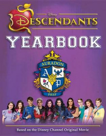 Disney Descendants Yearbook av Disney (Innbundet)