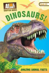 Omslag - Animal Planet Chapter Books: Dinosaurs!