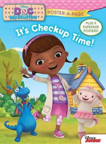 Disney Junior Doc McStuffins: It's Checkup Time! Poster-A-Page av Disney (Heftet)