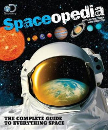 Discovery Spaceopedia av Discovery (Heftet)