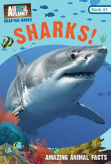 Omslag - Animal Planet Chapter Books: Sharks!