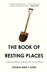 Omslag - The Book of Resting Places