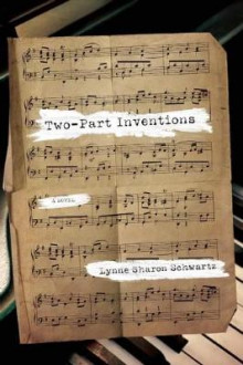 Two-Part Inventions av Lynne Sharon Schwartz (Heftet)