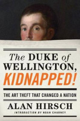 Omslag - The Duke of Wellington, Kidnapped!
