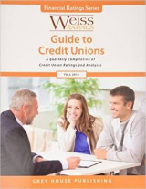 Omslag - Weiss Ratings Guide to Credit Unions, Fall 2015