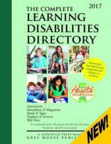 Omslag - Complete Learning Disabilities Directory 2017