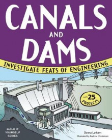 CANALS AND DAMS av Donna Latham (Innbundet)