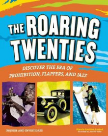 The Roaring Twenties av Marcia Amidon Lusted (Heftet)