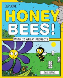 Explore Honey Bees! av Cindy Blobaum (Heftet)