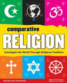 Comparative Religion av Carla Mooney (Innbundet)
