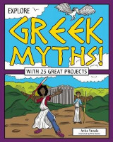 Omslag - Explore Greek Myths!