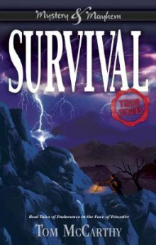 Survival av Tom McCarthy (Heftet)