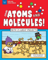 Omslag - Explore Atoms and Molecules!