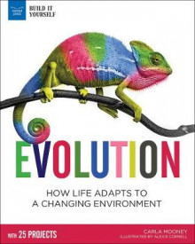 Evolution av Carla Mooney (Heftet)