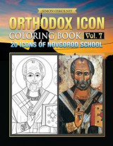 Omslag - Orthodox Icon Coloring Book Vol. 7