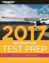 Omslag - Instructor Test Prep 2017