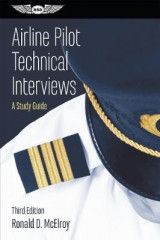 Omslag - Airline Pilot Technical Interviews