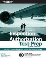 Omslag - Inspection Authorization Test Prep (Book and Tutorial Software Bundle)