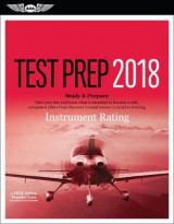 Omslag - Instrument Rating Test Prep 2018