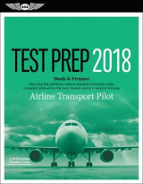 Omslag - Airline Transport Pilot Test Prep 2018