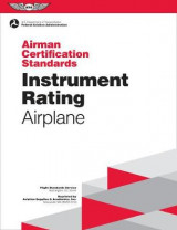 Omslag - Instrument Rating Airman Certification Standards - Airplane