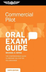 Omslag - Commercial Pilot Oral Exam Guide