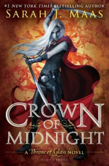 Crown of Midnight av Sarah J. Maas (Innbundet)