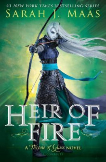 Heir of Fire av Sarah J. Maas (Innbundet)