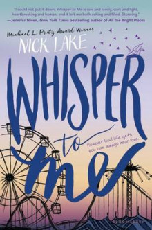 Whisper to Me av Nick Lake (Innbundet)