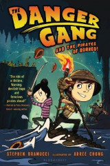 Omslag - The Danger Gang and the Pirates of Borneo!