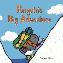 Penguin's Big Adventure av Salina Yoon (Pappbok)