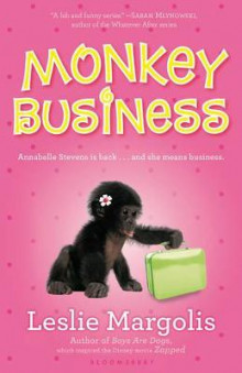 Monkey Business av Leslie Margolis (Heftet)