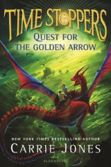 Omslag - Quest for the Golden Arrow
