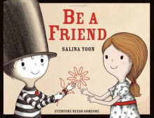 Be a Friend av Salina Yoon (Innbundet)