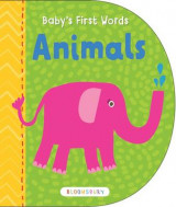 Omslag - Baby's First Words: Animals