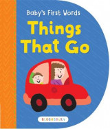Omslag - Baby's First Words: Things That Go