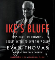 Ike's Bluff av Evan A. Thomas (Lydbok-CD)
