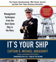 It's Your Ship av D. Michael Abrashoff (Lydbok-CD)