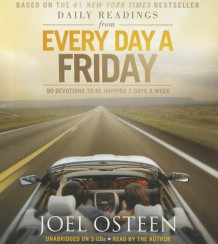 Daily Readings from Every Day a Friday av Joel Osteen (Lydbok-CD)