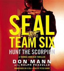 Hunt the Scorpion av Don Mann (Lydbok-CD)