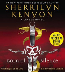 Born of Silence av Sherrilyn Kenyon (Lydbok-CD)