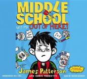 Get Me Out of Here! av James Patterson og Chris Tebbetts (Lydbok-CD)