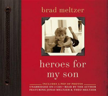 Heroes for My Son av Brad Meltzer (Lydbok-CD)