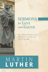 Omslag - Sermons for Lent and Easter